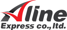 株式会社 エーラインエクスプレス ロゴ